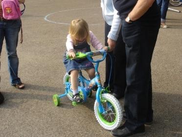 Using stabilisers