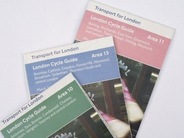 The London Cycle Guides