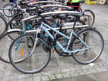 LCC is gearing up for a major retail cycle parking campaign
