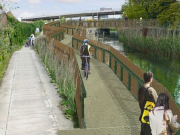 Proposed improvements on River Lee