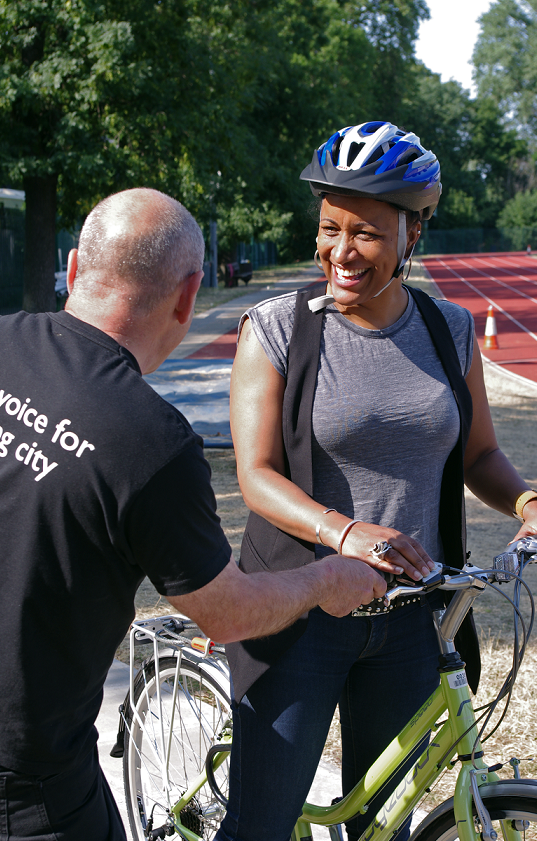 Lewisham Cycle Loan scheme