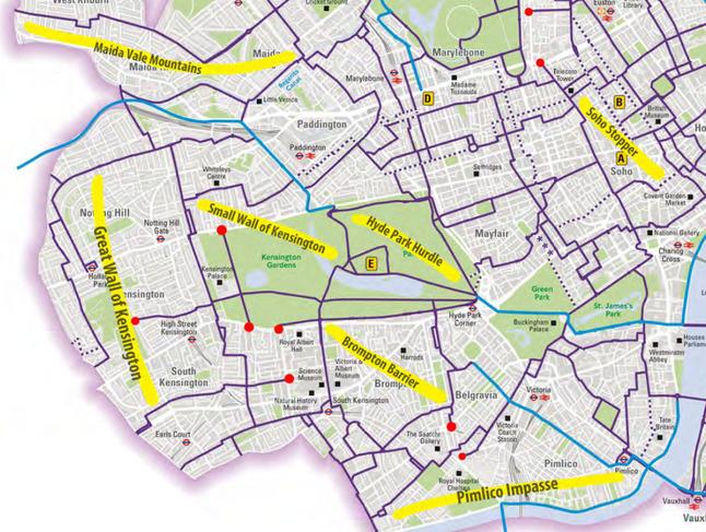 Martin Gorst - Westminster BikeGrid gaps
