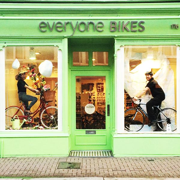 Everyone Bikes