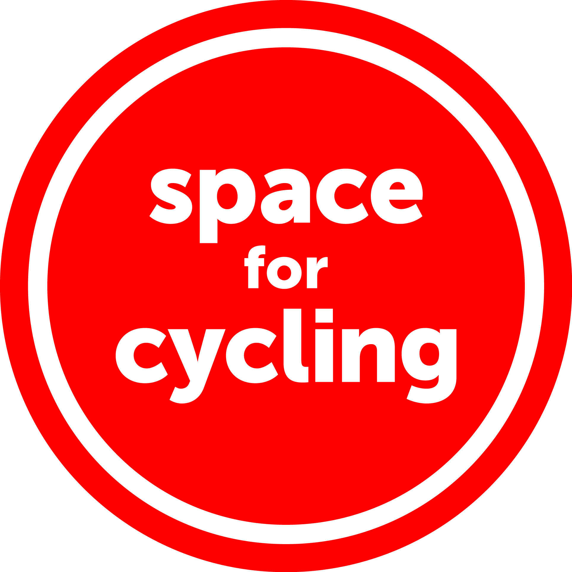 Follow Us on Space for Cycling