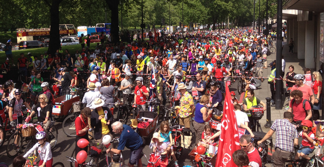 The Big Ride 2014