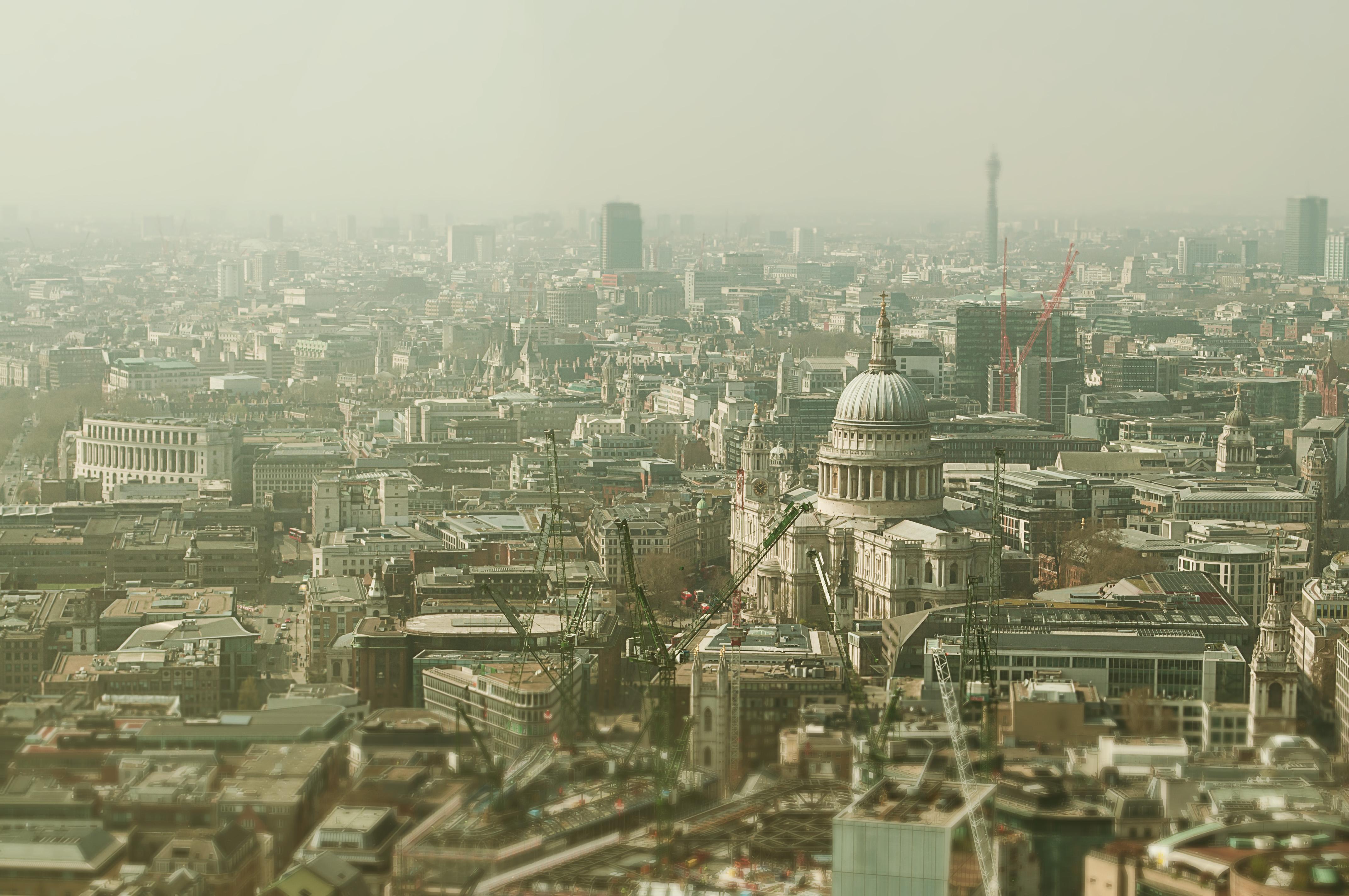 Air pollution in London by Rhys Herbert