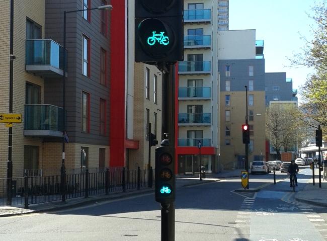 Traffic signals CS3