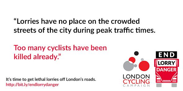 Too many cyclists
