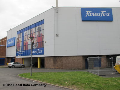 Fitness First - Local Data Search
