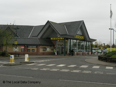 Morrisons Nelson Cafe Opening Times