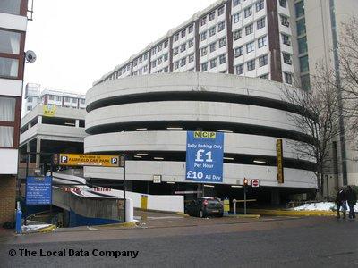 Kingston Fairfield Car Park Ncp