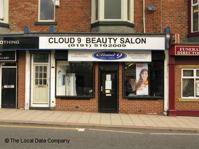 cloud 9 beauty salon local data search