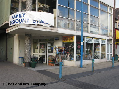 Family Value Discount Store