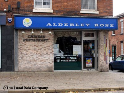 Alderley Rose Chinese