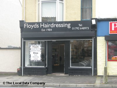 Floyds hairdressing local data search for 1192 beauty salon swansea
