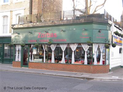 Zorbas local data search for 18 leinster terrace london w2 3et