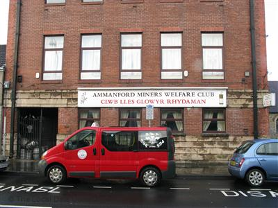 Ammanford Miners Welfare Club