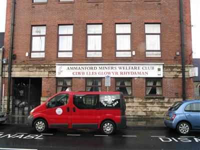 Ammanford Miners Welfare Club