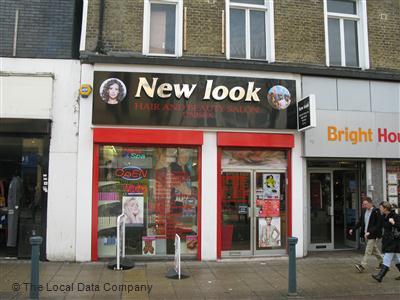 new look hair beauty salon