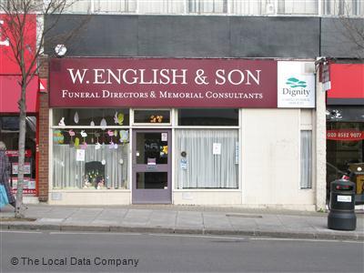 W English & Son