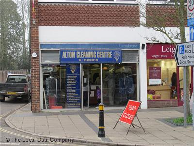 Alton Cleaning Centre