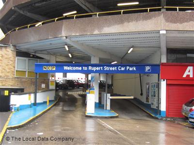 National Car Parks Local Data Search