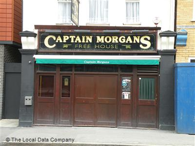 Captain Morgans