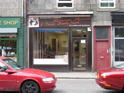 Polish beauty salon local data search for Aberdeen beauty salon