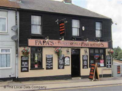 Papas Fish & Chips