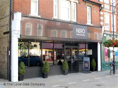 K And D Hairdressers St Ives Nero Hairdressing