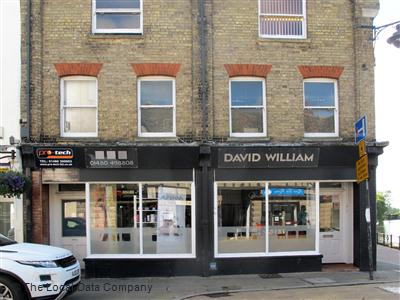 K And D Hairdressers St Ives David William