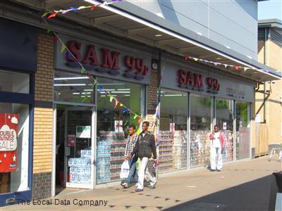 Sam 99p Local Data Search