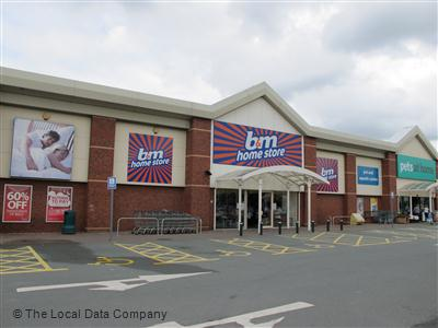 B&M Home Store