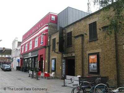 Clapham picture house bar