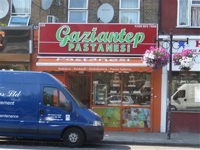 Gaziantep Pastanesi