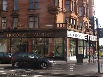 The No 1 Chocolate Factory