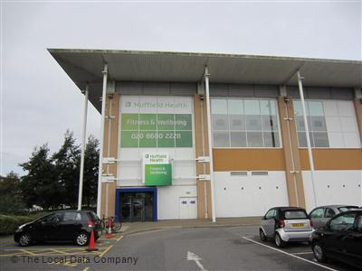 Nuffield Health Fitness Wellbeing Centres Local Data Search