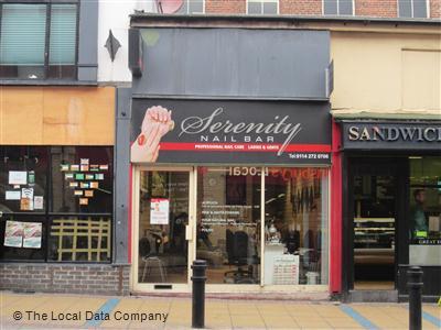 Serenity Nail Bar