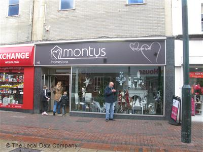 Montys Home Store