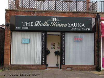 The Dolls House sauna