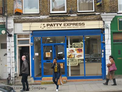 Patty Express
