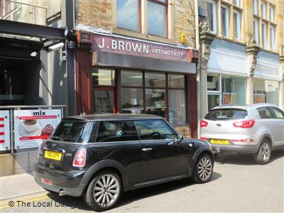 J Brown Opticians