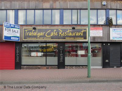 The Trafalgar Cafe Restaurant