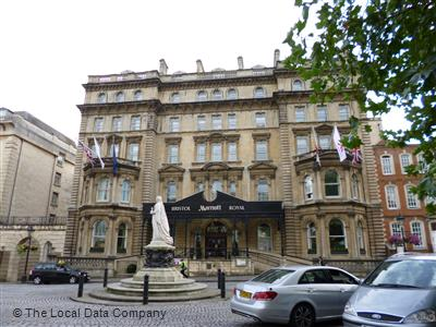 Bristol Marriott Royal Hotel Local Data Search