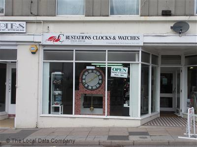 Crustations Clocks & Watches