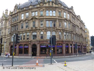 Barclays In Leeds City Centre