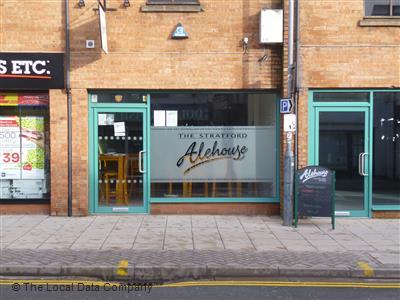 The Stratford Alehouse
