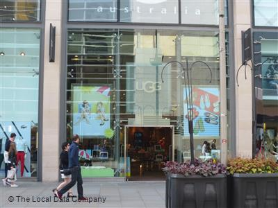 ugg store manchester opening hours