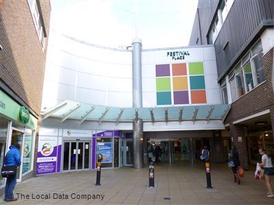 Basingstoke Sports Centre Local Data Search