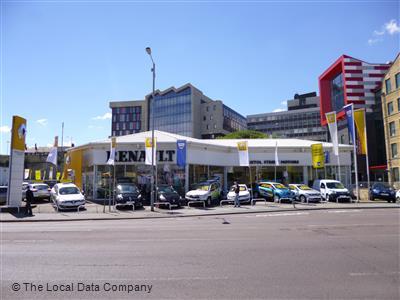 Bristol Street Motors Dacia